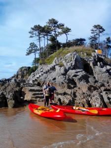 UR Lekeitio Travesía en Canoa